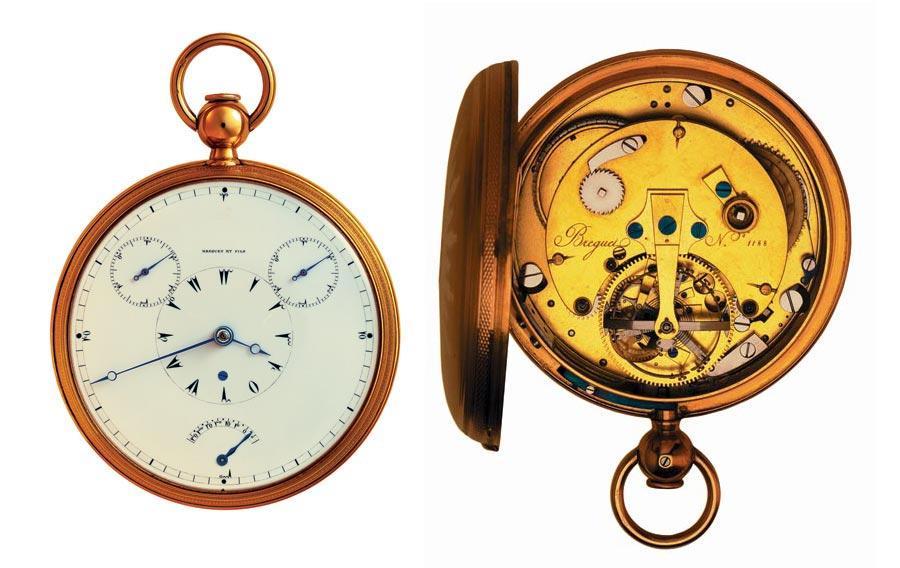 la storia dell orologio