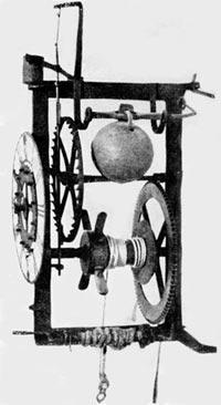 orologi da parete meccanici
