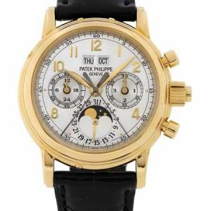 Immagine orologio Patek Philippe modello Cronografo Calendario Perpetuo