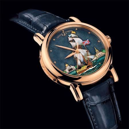 trova il prezzo più basso prezzo base vari colori Orologio di lusso Ulysse Nardin Shtandart Imperial St ...