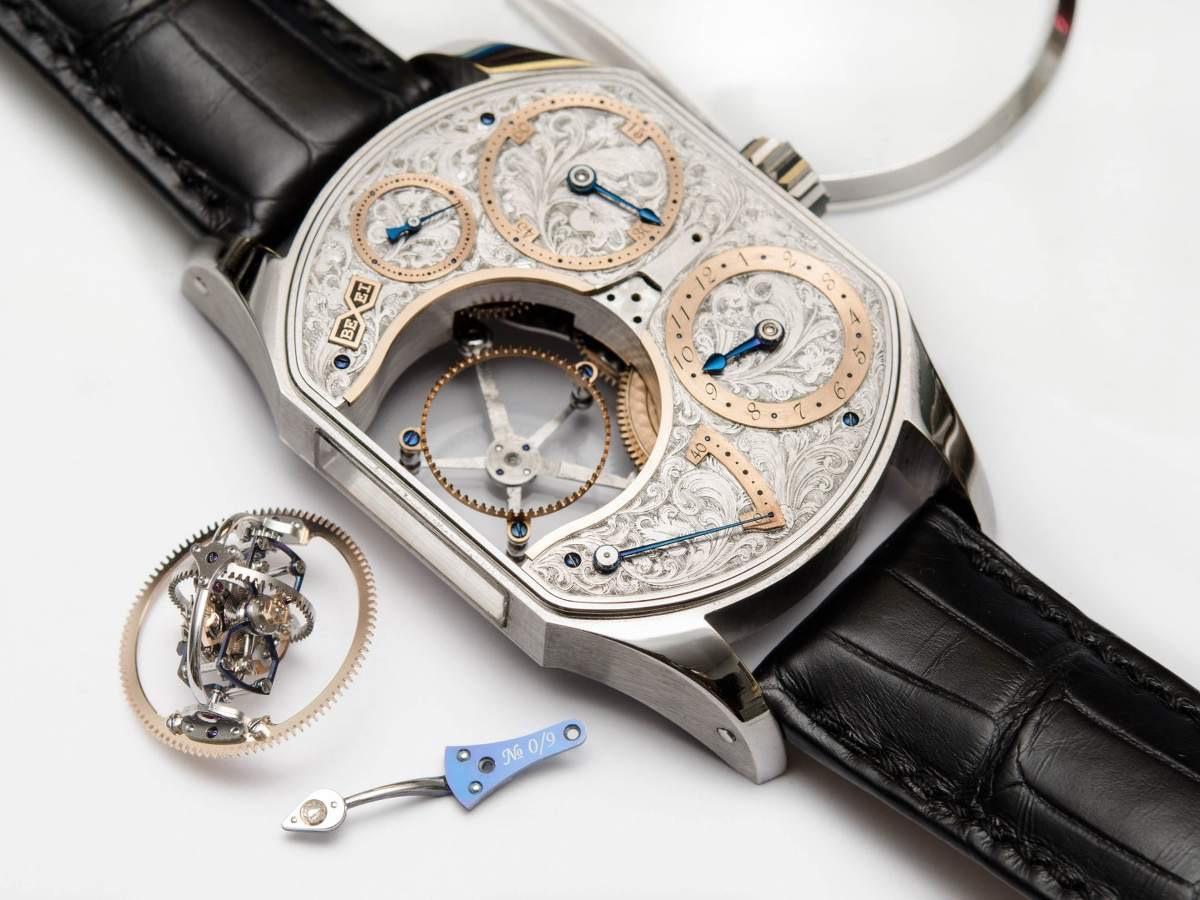 Orologi Designer Del Tempo orologiai indipendenti: gli artigiani del tempo