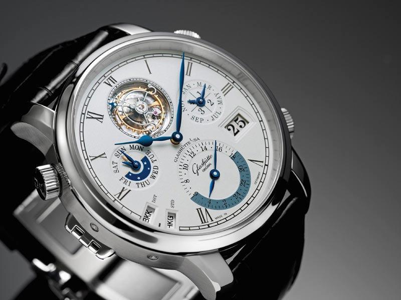 I migliori orologi da uomo del 2012 for Orologi artigianali svizzeri