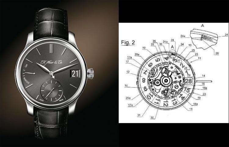 orologio gran data