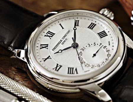 orologi frederique constant geneve