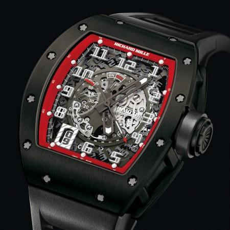 richard mille rm030 black night 450x450 Richard Mille RM030 Black Night   Serie Limitata