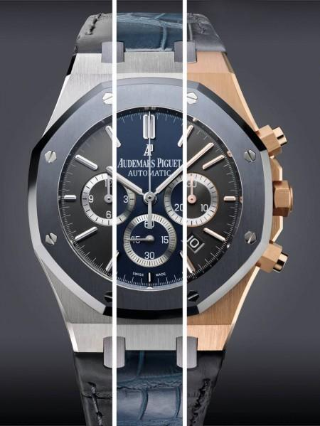 royal oak leo messi 450x599 Audemars Piguet Leo Messi Royal Oak Edizione Limitata