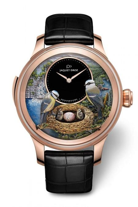 Pre Baselworld 2013: Jaquet Droz The Bird Repeater (Video)