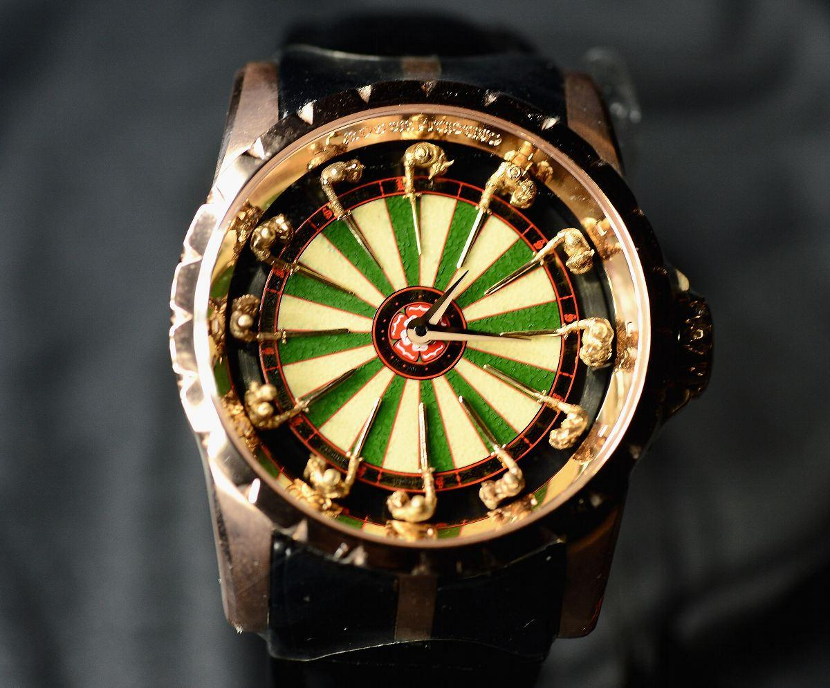 Roger dubuis excalibur knights of the round table.