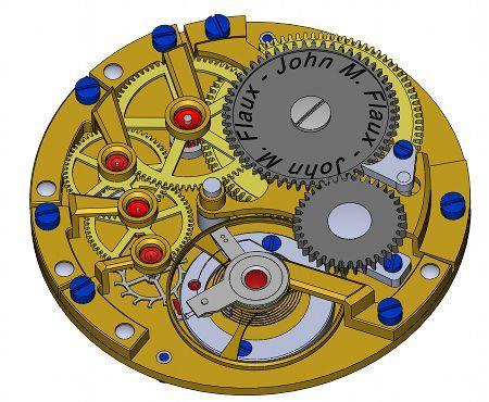 costruire meccanismo orologio