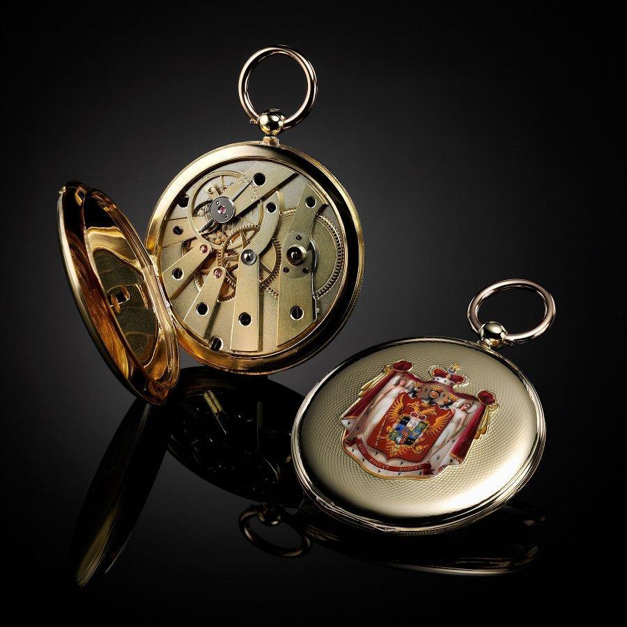 12 Orologi da tasca d'Epoca di proprietà Jaeger-LeCoultre