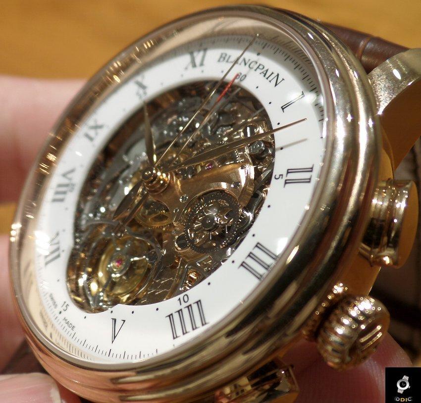 carrousel orologio