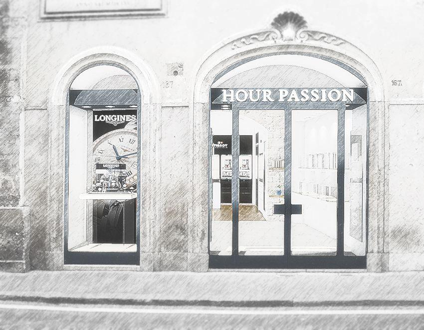 Swatch group italia nuova boutique hour passion a roma - Corso di design roma ...
