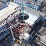 Baselworld 2012: Nessun Disagio per Il Nuovo Edificio in Costruzione