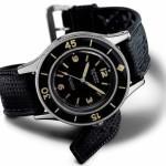 Blancpain Fifty Fathoms: l'orologio di Nettuno