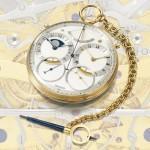 Dalla collezione George Daniels all'Asta Sotheby's l'orologio Space Traveller's (in profondità)