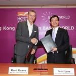 Hong Kong TDC a Baselworld 2013: Accordo a lungo termine