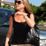 Rolex Day-Date oro dell'attrice Jennifer Aniston