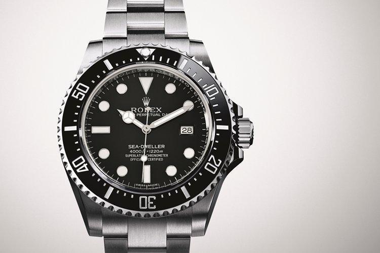 579a13f9e7d Novità Orologi Rolex 2014  Oyster Perpetual Sea-Dweller 4000 ...