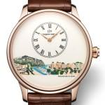 Jaquet Droz Petit Heure Minute per Only Watch 2011