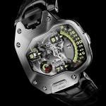 Urwerk UR-110 PT: L'Orologio di Lusso del Futuro