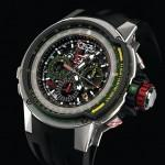 Richard Mille RM 39-01 Aviation E6-B Cronografo Automatico