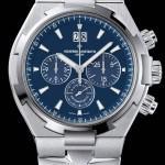 Cronografo Blu Overseas Vacheron Constantin