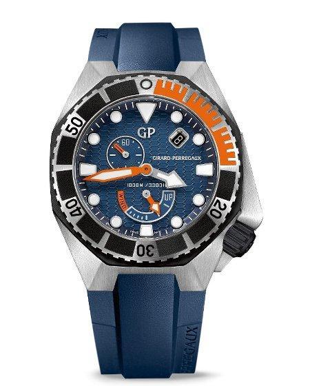 Orologio Girard-Perregaux Sea Hawk Blu #25248
