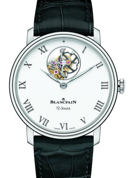 Orologio Blancpain Villeret Tourbillon #25277
