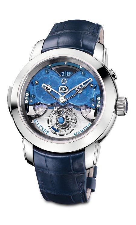 Orologio Ulysse Nardin Imperial Blue #25423