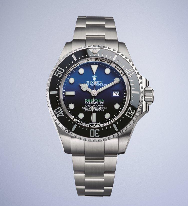 """7eaa3417e47 Rolex Deepsea Quadrante Blu """"D-blue"""" James Cameron"""