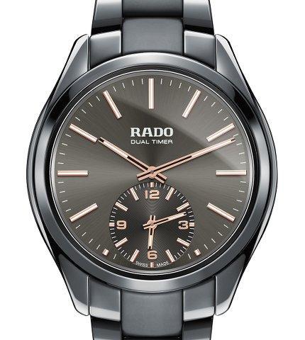 Orologio Rado HyperChrome Ceramic Touch Dual Timer #27734