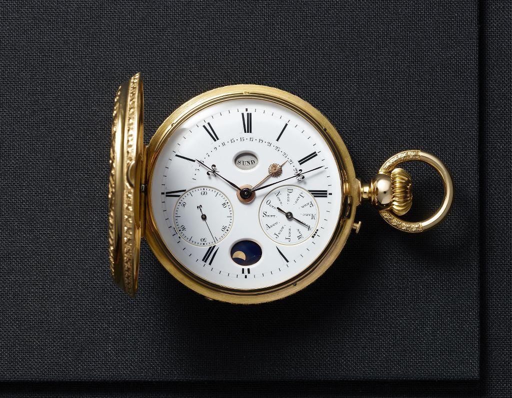 c85e8960e51545 2 Orologi da Tasca Antichi Jaeger-LeCoultre Astronomici   Orologi di ...