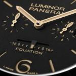 Panerai Presenta Due Nuovi Equation of Time 8 Days Acciaio