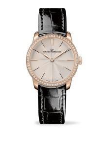 orologio 1966 guillochè donna con diamanti