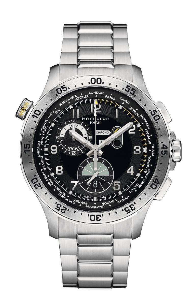 cronografo Khaki bracciale
