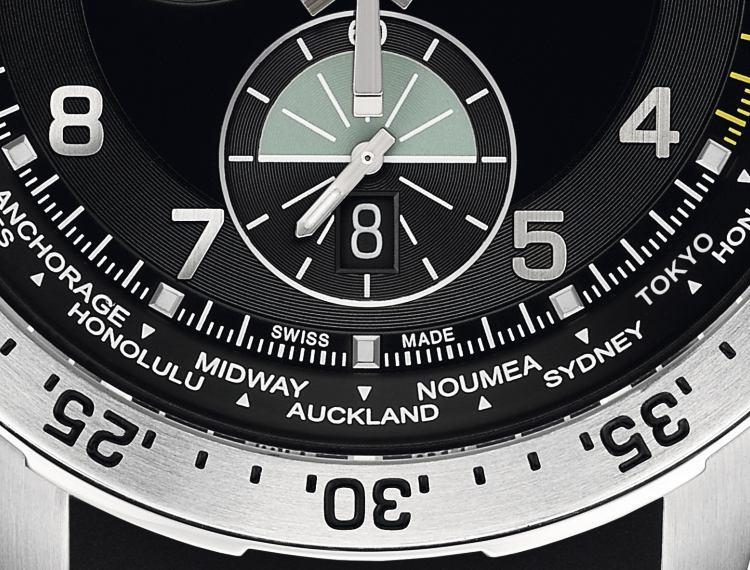 dettaglio cronografo - contatore