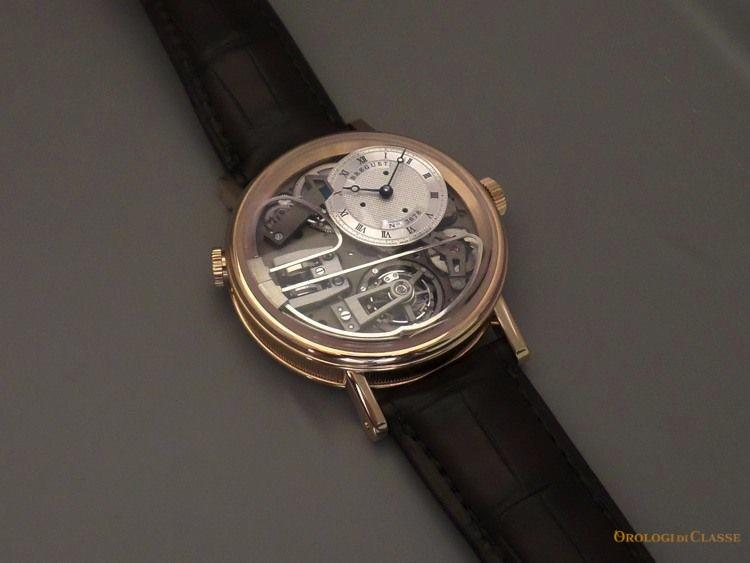 Breguet Tradition 7087 Breguet Tradition 7087 Live