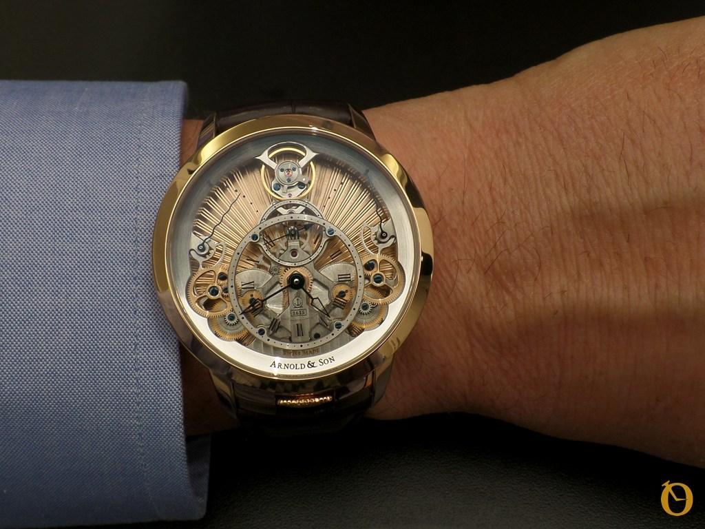 Watches - Uhren - Orologi - Cover