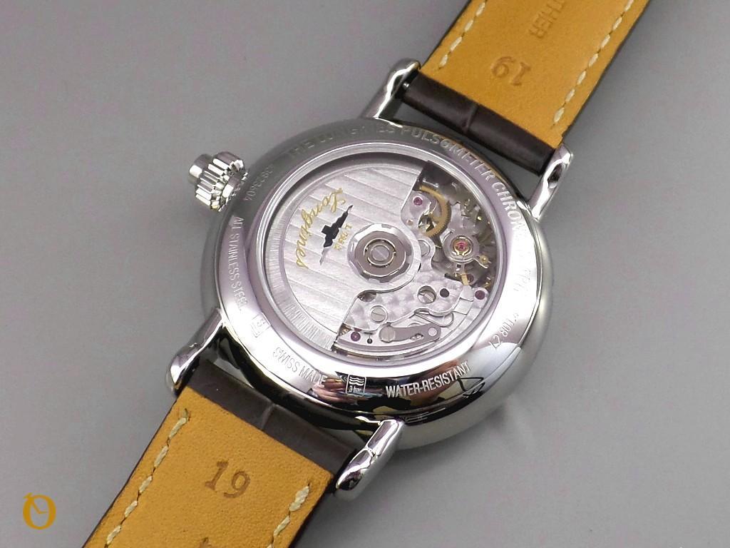 il movimento automatico del Pulsometer Chronograph 2015