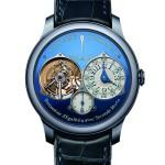 FP Journe Tourbillon Souverain Bleu per Only Watch 2015