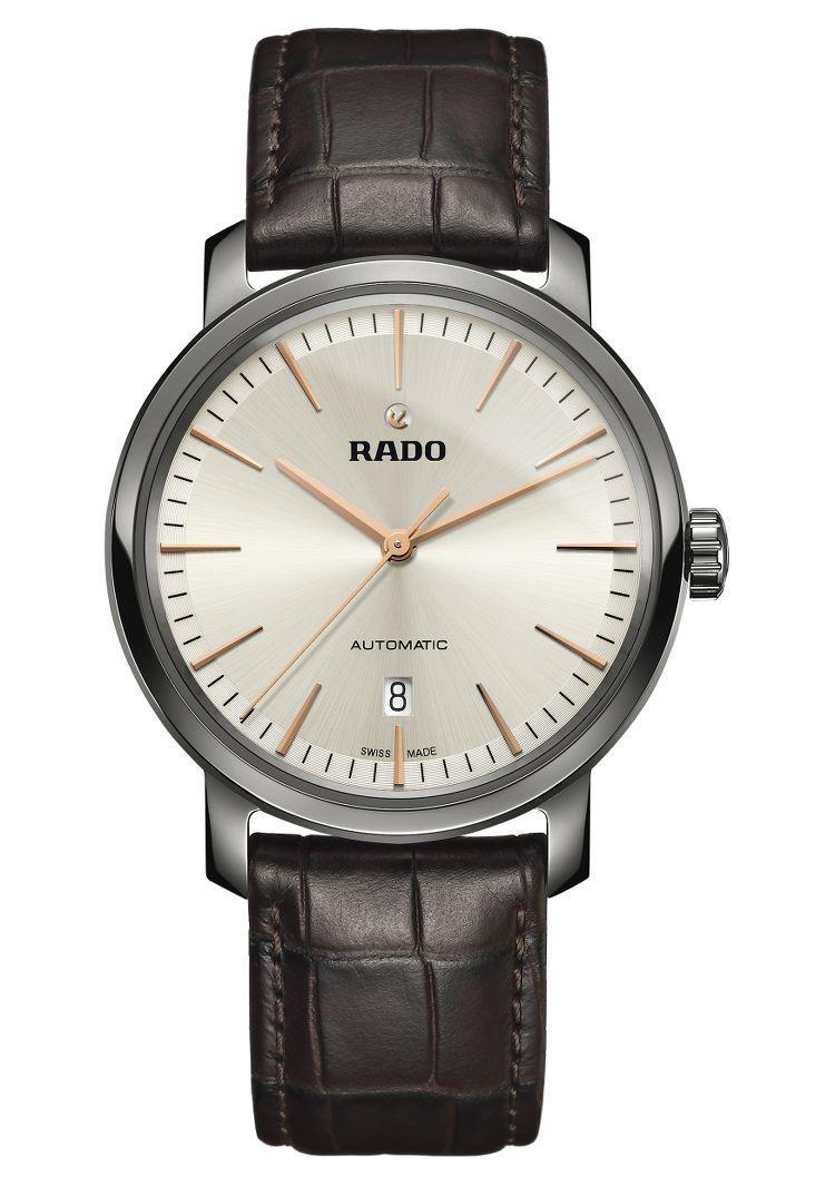Nuovi orologi rado diamaster plasma per uomo e donna for Orologi svizzeri uomo