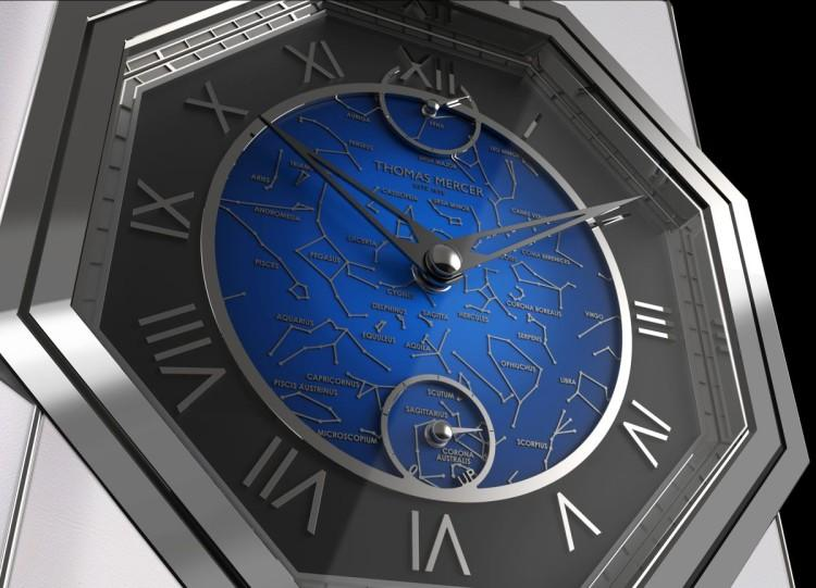 dettaglio quadrante Thomas Mercer Brittanica Only Watch 2015