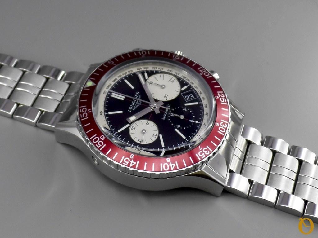 Longines Heritage Diver 1967 dettagli