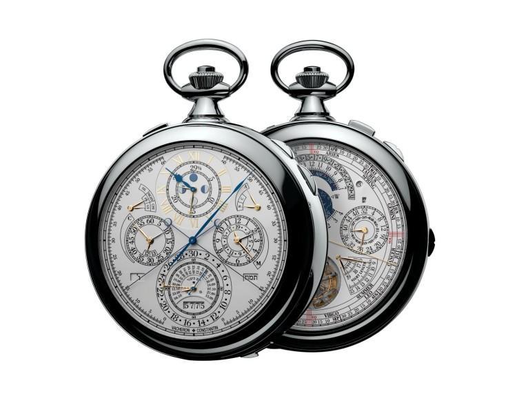 Vacheron Constantin 57260 orologio più complicato al mondo
