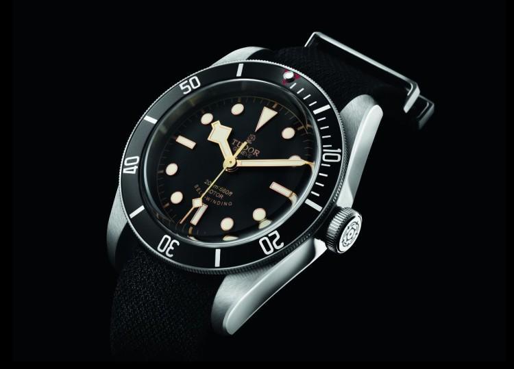 orologio Tudor Heritage Black Bay Black