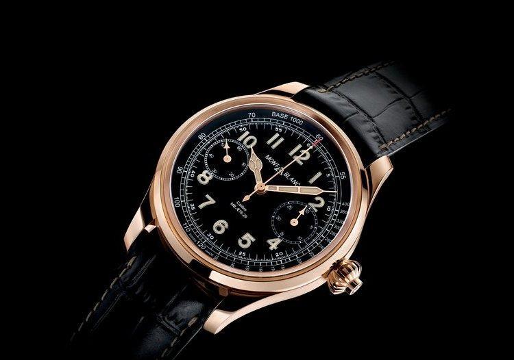 novità SIAR 2015 orologi Montblanc