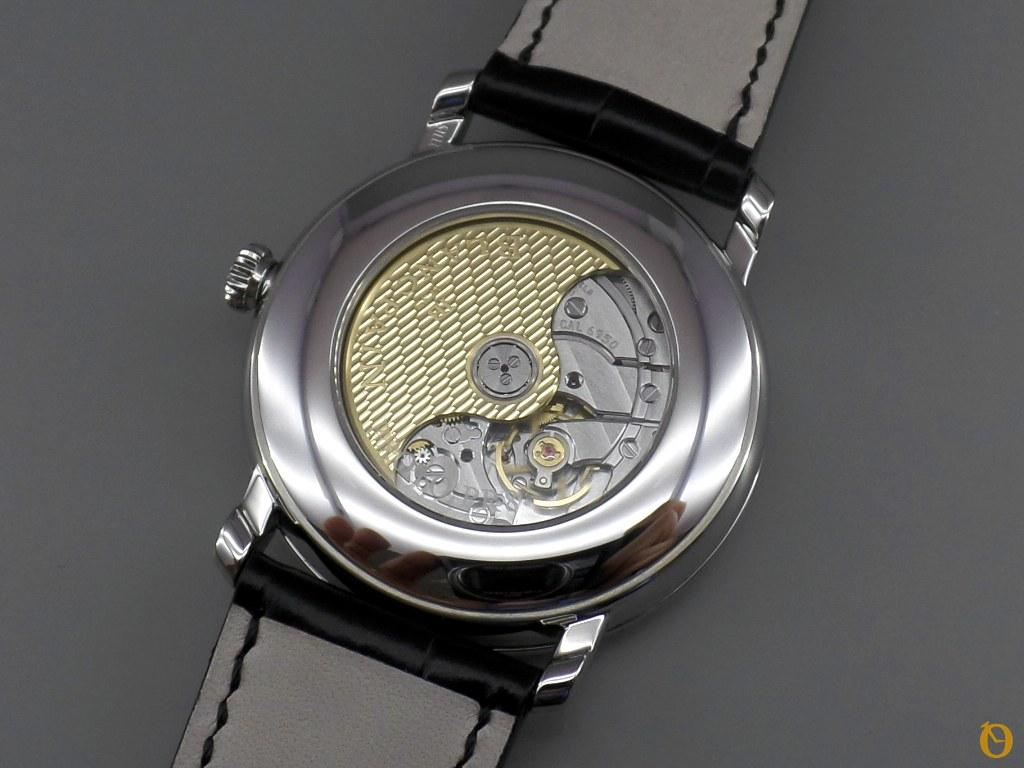 Blancpain Villeret Grande Date oro bianco Calibro 6950