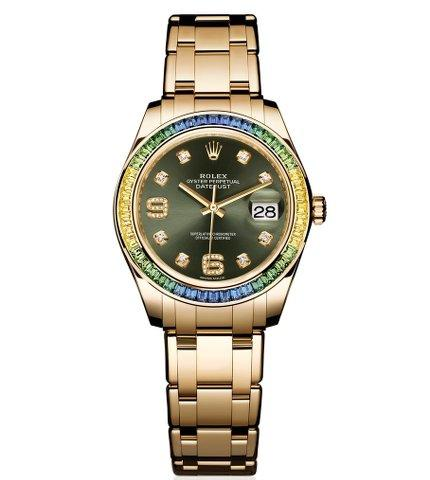 Orologio Rolex Datejust Pearlmaster #31396