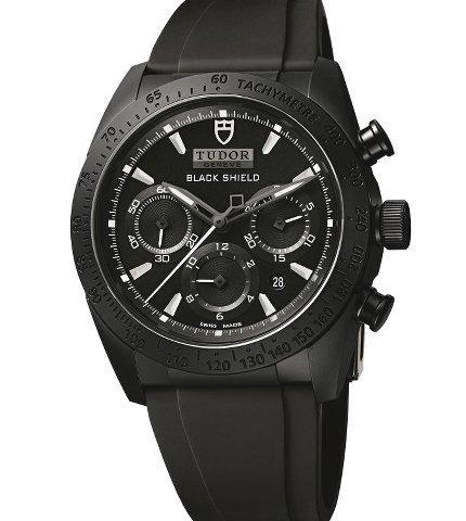 Orologio Tudor Fastrider Black Shield #31502