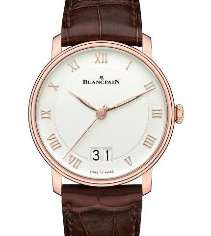 Orologio Blancpain Villeret Grande Date #31418